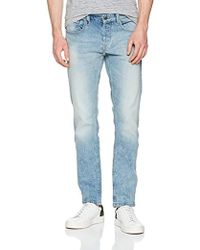 d9873d2f Tommy Hilfiger - 's Regular Ronnie Tapered Fit Jeans - Lyst