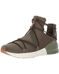 newest fd6c3 6bf7d PUMA - Fierce Velvet Rope Wn Sneaker - Lyst