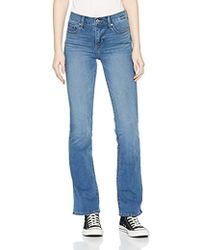 fdb1db41 Levi's Levis 715 Bootcut Women's Bootcut Jeans In Blue in Blue - Save 19% -  Lyst
