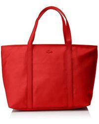 Lacoste - Classic Cross-body Bag - Lyst
