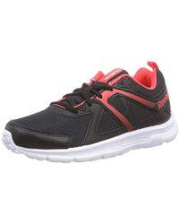 f5b8a1ce19b9a9 Reebok Run Supreme Spt Women s Shoes (trainers) In Black in Black - Lyst