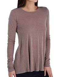 Stateside - Lace Up Long Sleeve - Lyst