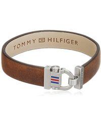 Tommy Hilfiger - Bracelet - Acier Inoxydable - 21.6 cm - - Lyst