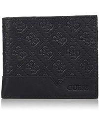 Guess - Mesa Id Bi-fold Wallet - Lyst