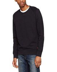 Levi's - Original Crew Long Sleeve Sweatshirt - Lyst