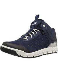 Mens Parched Gore-Tex Hi-Top Sneakers CAT E2VMXL