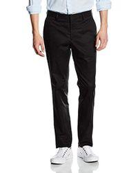 Filippa K - M. Liam Sharp Cotton Trousers Trousers - Lyst