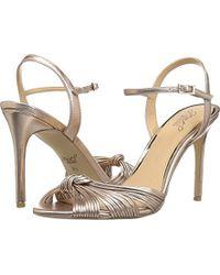 Badgley Mischka - Lady Heeled Sandal - Lyst