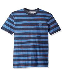 Quiksilver - Short Sleeve Allover Print Mad Wax - Lyst