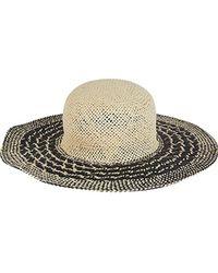 03c092c4b50 Billabong - Chasing The Sun Straw Hat - Lyst