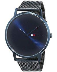 Tommy Hilfiger - Reloj Analógico para Mujer de Cuarzo con Correa en Acero  Inoxidable 1781971 - 3e513691ea92