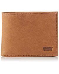 Levi's - ® Casual Classics Hunte Sueded Bif Wallet - Lyst