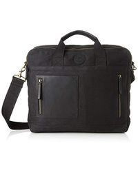 Timberland - Technical Briefcase, 's Shoulder Bag, Black, 13x34x39 Cm (w X H L) - Lyst