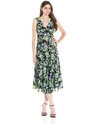 Tracy Reese - Embroidery On Net Dress - Lyst