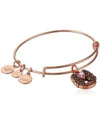 ALEX AND ANI - Fortune's Favor Bangle Bracelet - Lyst