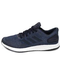 2cb636b7a Lyst - Adidas Originals Pureboost Dpr Running Shoe in Blue for Men