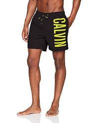 Calvin Klein - Medium Drawstring, Costume da Bagno Uomo - Lyst