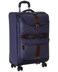 G.H.BASS - Mckinley 25 Inch Upright Luggage - Lyst