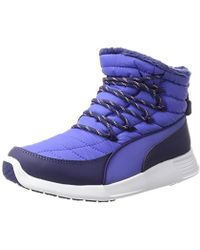 PUMA - St Winter Boot Slouch - Lyst