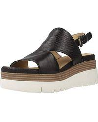 Geox - D Radwa B Platform Sandals - Lyst