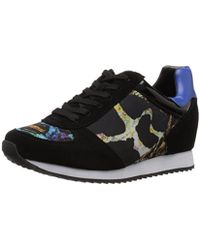 Nine West - Telly Suede Fashion Sneaker - Lyst