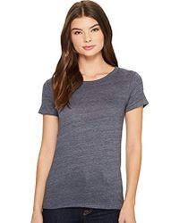 Alternative Apparel - Ideal T-shirt - Lyst