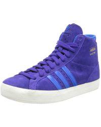 buy popular 4afcc 144a3 adidas - Basket Profi, Trainers - Lyst