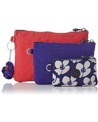 Kipling - Beauty Of Gifting Iaka Cosmetic Bags Set Of 3pcs. 20 Cm - Lyst