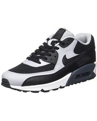 huge selection of c90f8 041a1 Nike - Air Max 90 Essential Trainers - Lyst