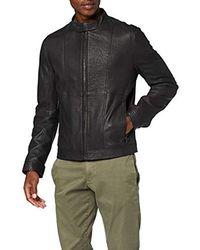 HUGO Lecthor Jacket - Black