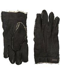 BOSS - Boss Orange Gordano Leather Glove - Lyst