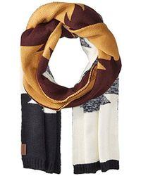 Pendleton - Colorblock Knit Scarf - Lyst