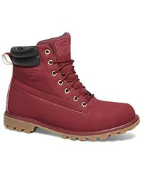 Fila - Watersedge 17 Hiking Boot - Lyst