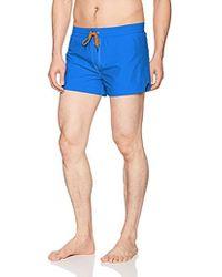 DIESEL BMBX-Seaside-s Short Homme - Bleu