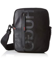 0e18875fd1 HUGO - 50402936, Shoulder Bag, Black, 5x21x16.5 Cm (b X H T