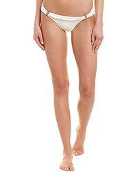 ViX - Solid Bia Bikini Bottom - Lyst
