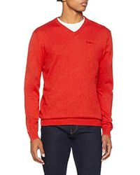 Pepe Jeans - Cooper, Suéter para Hombre, Rojo (Currant 287), Small - Lyst