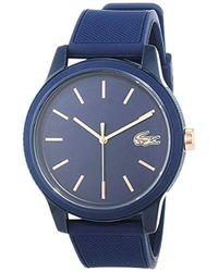 c9fe8df3c561 Lyst - Reloj para hombre en azul marino AX2406 de Armani Exchange de ...