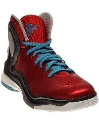 differently 65f31 31e35 adidas - Performance D Rose 5 Boost Basketball Shoe - Lyst
