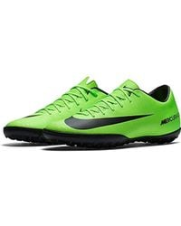 7c33d62f0 Nike  s Mercurialx Victory Vi Cr7 Tf Football Boots in White for Men ...