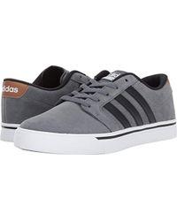 promo code 0d9b5 69daf adidas - Neo Cf Super Skate Sneaker, Grey Fourblacktimber, 9.5 · adidas -  Cf Super Daily Mid Sneaker - Lyst
