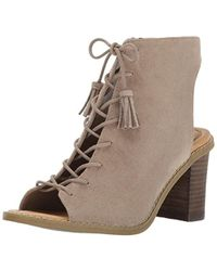 Dr. Scholls - Powered Ankle Bootie - Lyst
