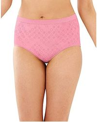 Bali - Comfort Revolution Brief Panty (3-pack) - Lyst