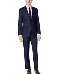 Calvin Klein - X Fit Stretch Slim Suit - Lyst