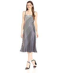 Clover Canyon - Sportswear Charmeuse Bias Dress - Lyst