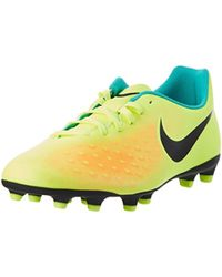 5b81c489de77 Nike Magista Ola Ii Fg Football Boots in Yellow for Men - Save ...