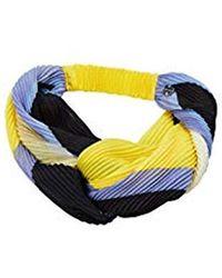 Esprit Damen Stirnband - Blau