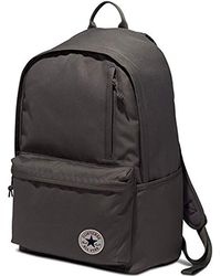 e63ebc3cf8b Converse - Chuck Taylor All Star Poly Go Unisex All Purpose Backpack Black  10004800-a01