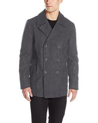 Vince Camuto - Classic Peacoat - Lyst