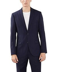 Esprit - Collection 993eo2g902 Long Sleeve Suit Jacket - Lyst